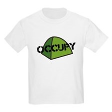 Occupy Tent T-Shirt