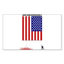 Occupy Flag Decal