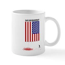 Occupy Flag Mug