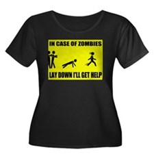 In Case of Zombies Lay Down I T