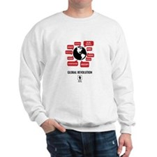 Occupy Planet Sweatshirt