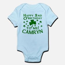 Personalized for CAMRYN Infant Bodysuit