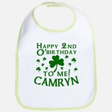 Personalized for CAMRYN Bib