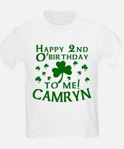 Personalized for CAMRYN T-Shirt
