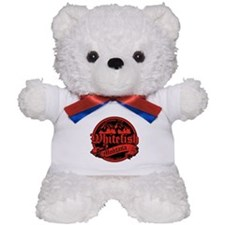 Whitefish Old Red Teddy Bear