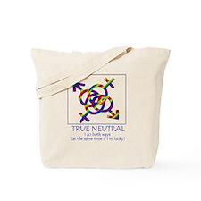 True Neutral Tote Bag