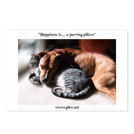 Happiness is Postcards (Package of 8)