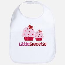 Little Sweetie Cupcake Bib
