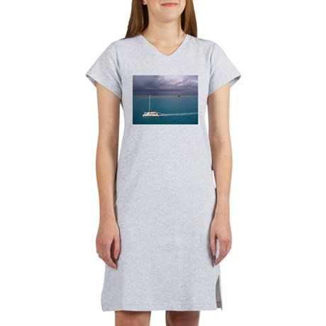 Calm Before The Storm Women's Nightshirt