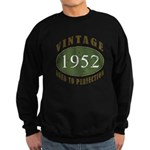 Vintage 1952 Retro Sweatshirt (dark)