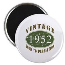 Vintage 1952 Retro Magnet