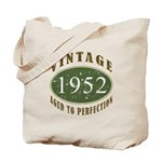 Vintage 1952 Retro Tote Bag