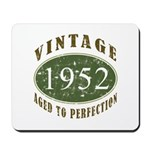 Vintage 1952 Retro Mousepad