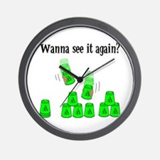 See It Again? Wall Clock