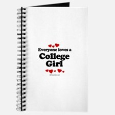 Everyone loves a College Girl - Journal