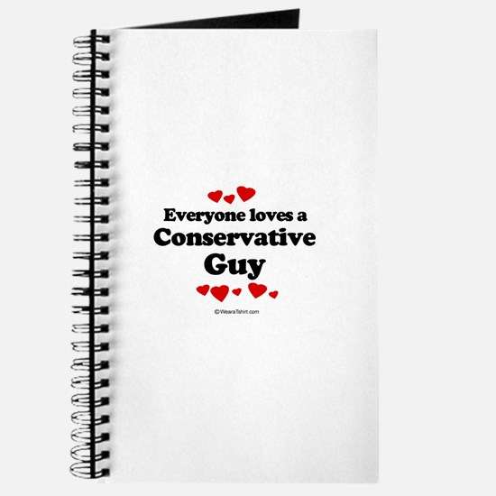 Everyone loves a Conservative Guy - Journal