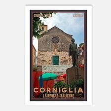 Corniglia Postcards (Package of 8)