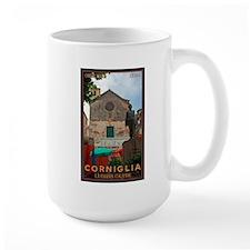 Corniglia Ceramic Mugs