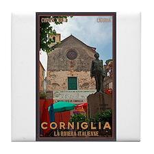 Corniglia Tile Coaster