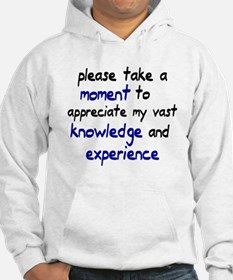 Please take a moment Hoodie