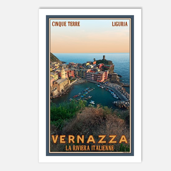 Vernazza Postcards (Package of 8)