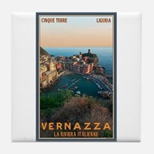 Vernazza Tile Coaster