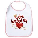 Ayden Lassoed My Heart Bib
