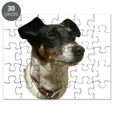 Jack Russell Dog Puzzle