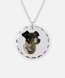Jack Russell Dog Necklace