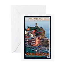 Belforte Castle Greeting Card