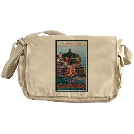 Belforte Castle Messenger Bag