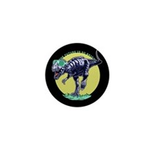 T-Rex Shades Mini Button