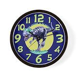 Dinosaurs Wall Clocks