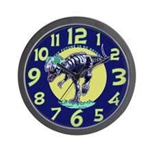 T-Rex Shades Wall Clock