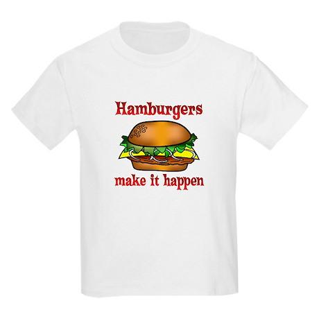 Hamburger Kids Light T-Shirt