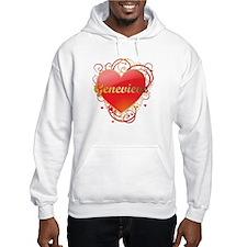 Genevieve Valentines Jumper Hoody