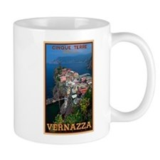 Vernazza from Above Small Mugs
