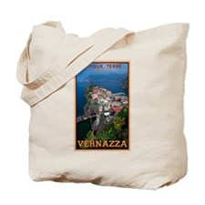 Vernazza from Above Tote Bag