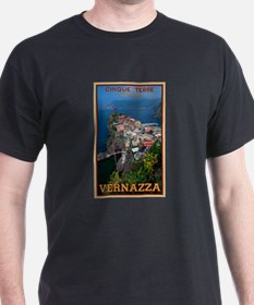 Vernazza from Above T-Shirt