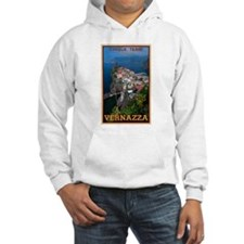 Vernazza from Above Hoodie
