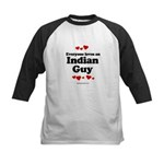 Everyone loves an Indian Guy -  Kids Baseball Jers
