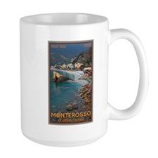 Monterosso Ceramic Mugs