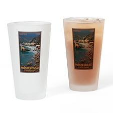 Monterosso Drinking Glass