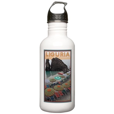 Monterosso - Liguria Stainless Water Bottle 1.0L
