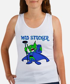 Mad Stacker Women's Tank Top