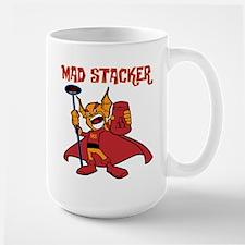 Mad Stacker Large Mug