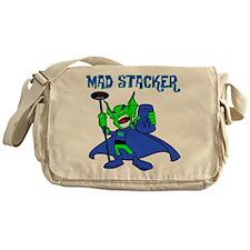 Mad Stacker Messenger Bag