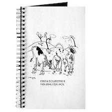Crossbreeding Run Amok Journal