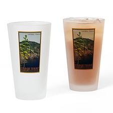 Cinque Terre - Century Plant Drinking Glass