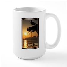 Cinque Terre Sunset Mug